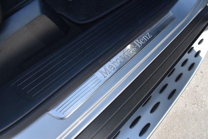 2018 Mercedes-Benz GLE-Class GLE250 d W166 Four Wheel Drive Iridium Silver