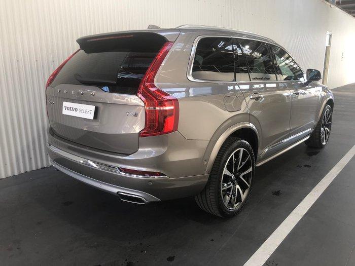 2021 Volvo XC90 T6 Inscription MY21 AWD Pebble Grey