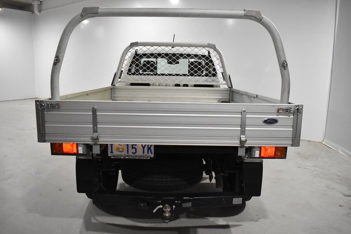 2020 Ford Ranger XL Hi-Rider PX MkIII MY20.25 Arctic White