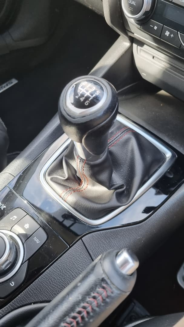 2014 Mazda 3 SP25 GT BM Series Blue Reflex