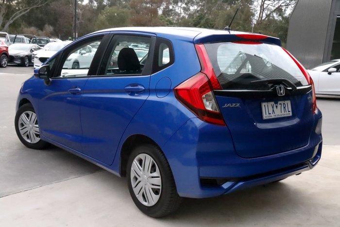 2018 Honda Jazz VTi GF MY18 Brilliant Sporty Blue