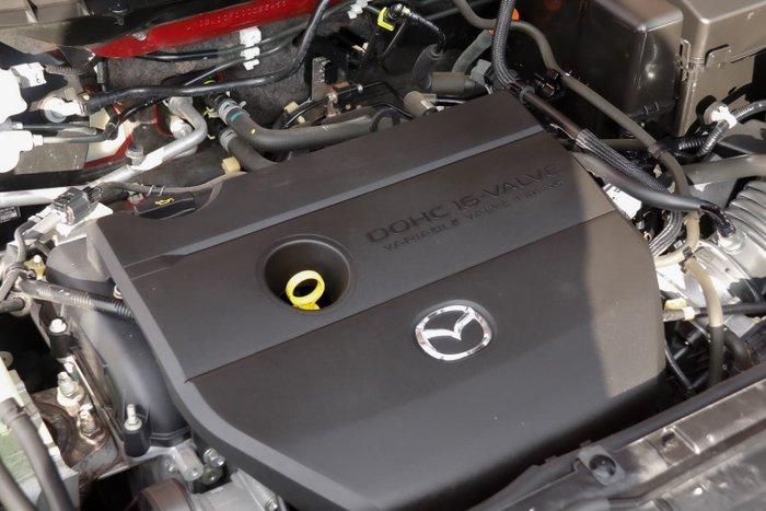 2010 Mazda 3 Neo BL Series 1 Velocity Red
