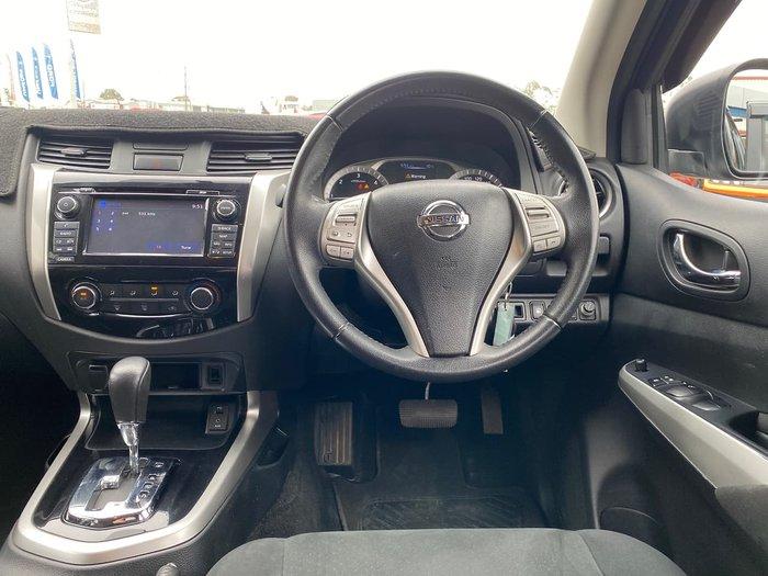 2017 Nissan Navara ST D23 Series 2 Grey