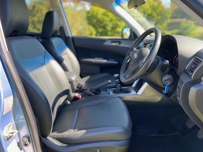 2011 Subaru Forester 2.0D Premium S3 MY11 AWD Blue