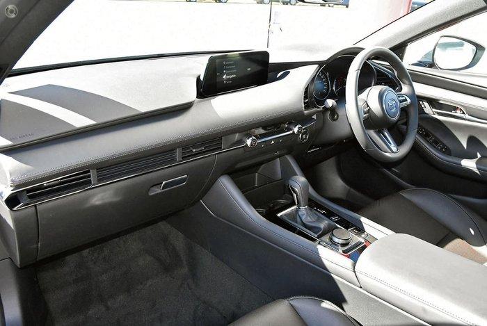 2021 Mazda 3 G20 Touring BP Series Silver