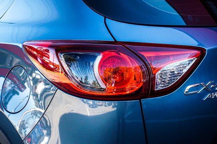 2014 Mazda CX-5 Maxx Sport KE Series MY14 AWD Blue