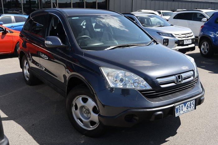 2007 Honda CR-V RE MY07 4X4 On Demand Black