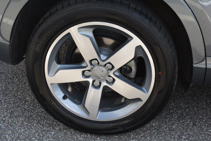 2014 Audi Q3 TFSI 8U MY14 Four Wheel Drive Monsoon Grey