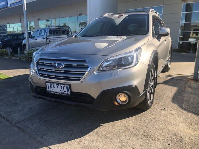 2017 Subaru Outback 3.6R 5GEN MY17 AWD Tungsten