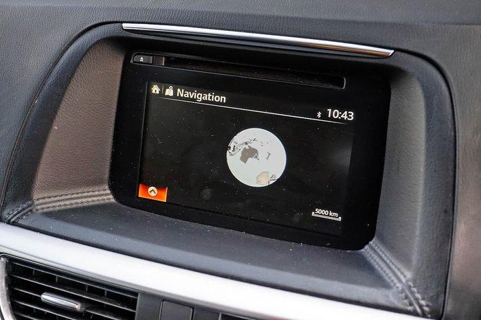 2015 Mazda CX-5 Maxx Sport KE Series 2 AWD Red