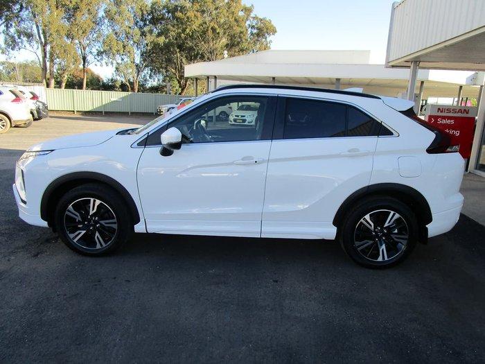 2021 Mitsubishi Eclipse Cross XLS Plus YB MY22 White