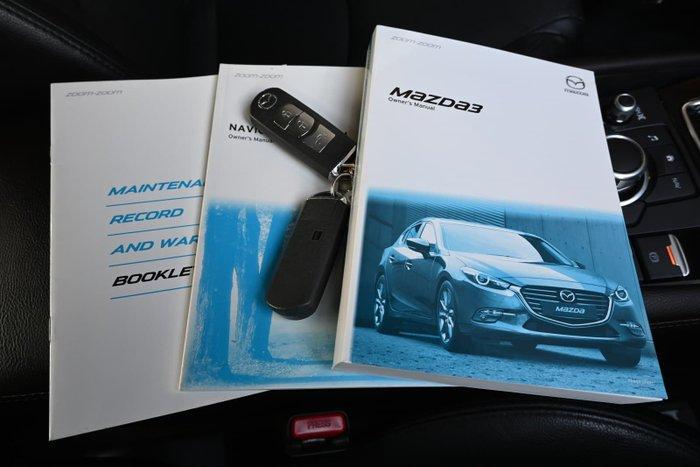 2016 Mazda 3 SP25 GT BM Series Aluminium