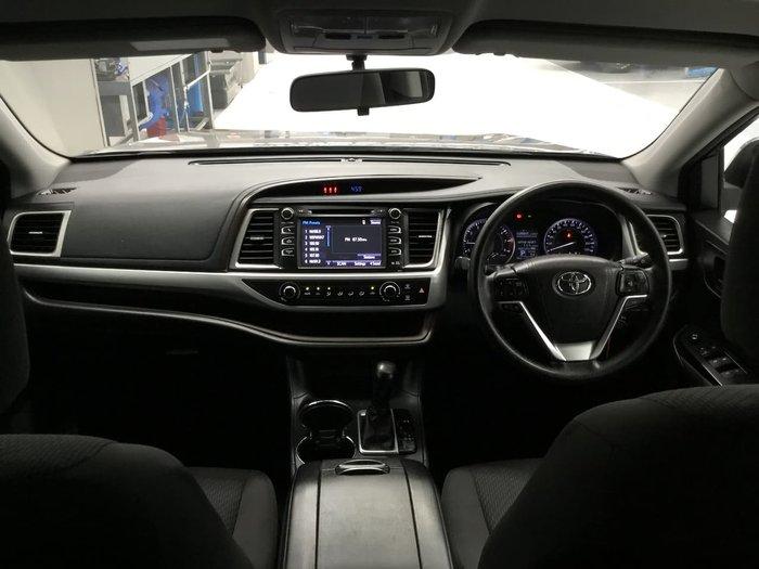 2016 Toyota Kluger GX GSU50R Grey
