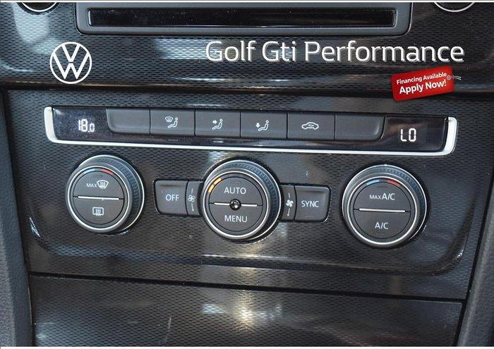 2015 Volkswagen Golf GTI Performance 7 MY16 White