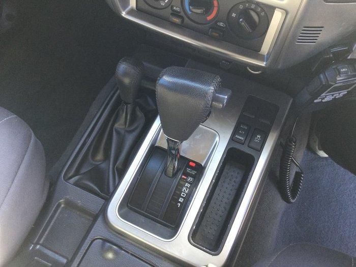 2013 Nissan Patrol ST Y61 4X4 Silver