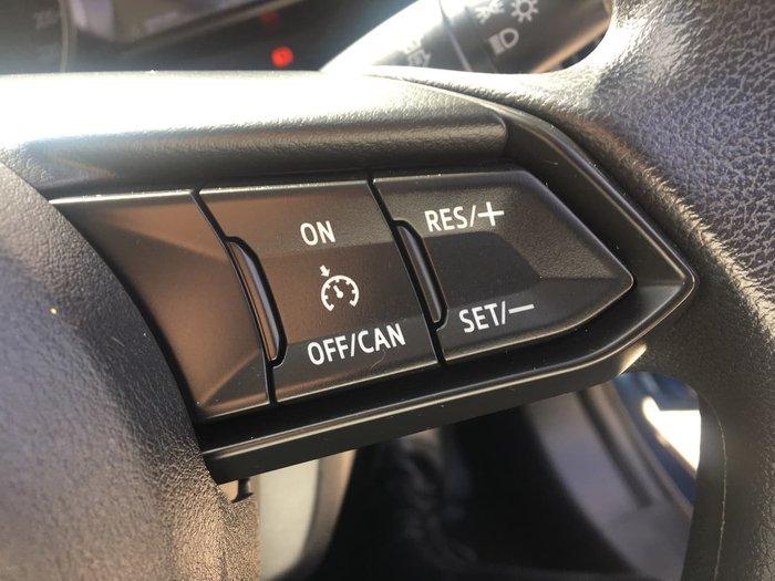 2018 Mazda 2 Neo DL Series Blue
