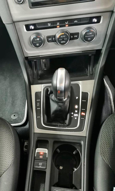 2015 Volkswagen Golf 92TSI Comfortline 7 MY16 Silver