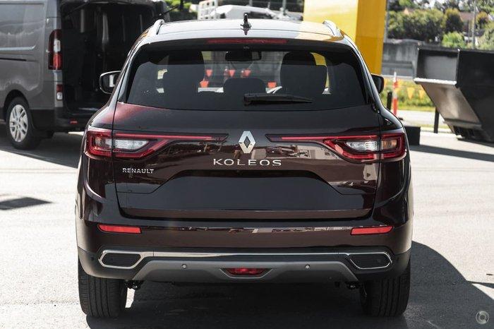 2021 Renault Koleos Zen HZG MY21 Red