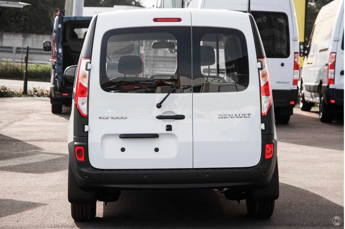 2021 Renault Kangoo Compact F61 Phase II MY21 White
