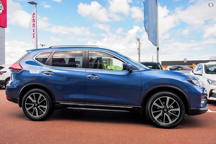 2021 Nissan X-TRAIL Ti T32 MY21 4X4 On Demand Blue