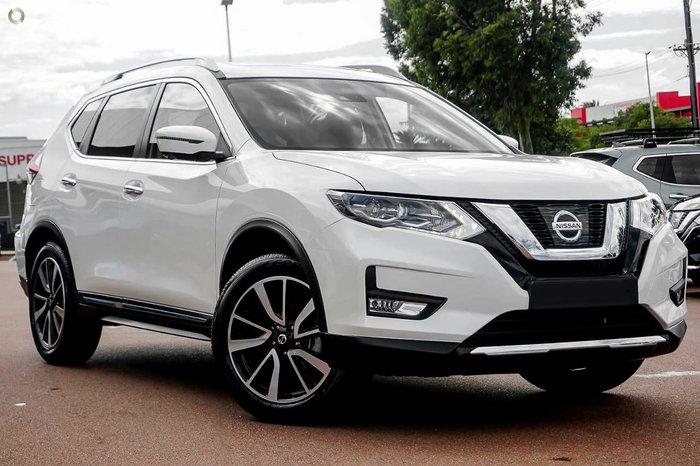 2021 Nissan X-TRAIL Ti T32 MY21 4X4 On Demand White