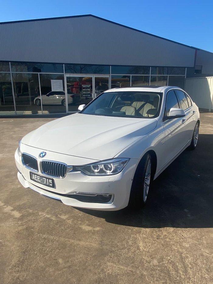 2014 BMW 3 Series 320d F30 MY14 White