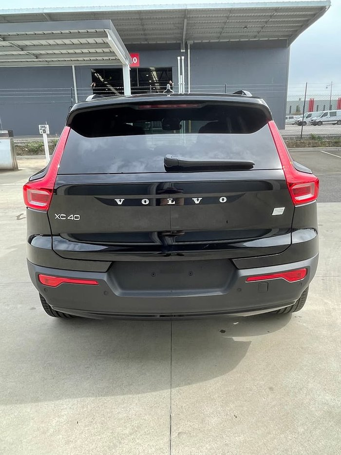 2021 Volvo XC40 Recharge Pure Electric MY22 AWD Black Stone