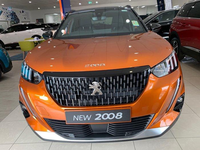 2021 Peugeot 2008 GT P24 MY21 Orange