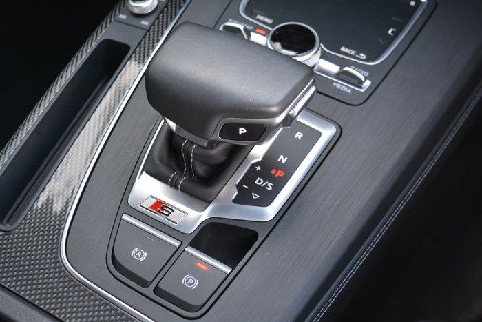 2019 Audi SQ5 FY MY19 Four Wheel Drive Daytona Grey Pearl