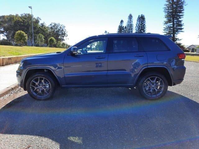 2021 Jeep Grand Cherokee 80th Anniversary WK MY21 4X4 Dual Range Slate Blue