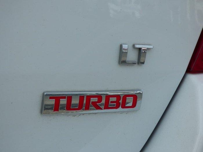 2018 Holden Trax LT TJ MY18 White
