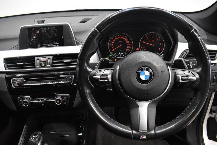 2017 BMW X1 sDrive18d F48 White