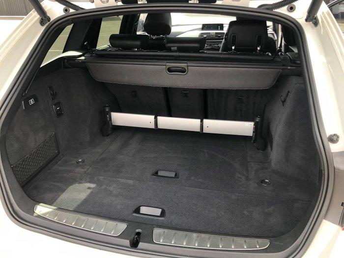 2016 BMW 3 Series 330i M Sport F31 LCI White