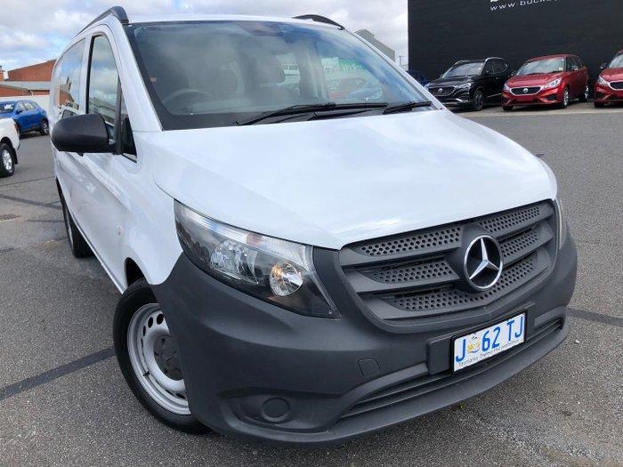 2017 Mercedes-Benz Vito 119BlueTEC 447 Arctic White