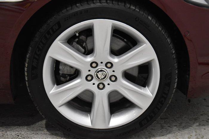 2015 Jaguar XE 25t Portfolio X760 MY16 Red