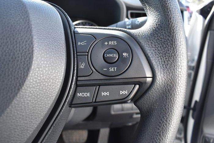 2020 Toyota RAV4 GX AXAH52R White