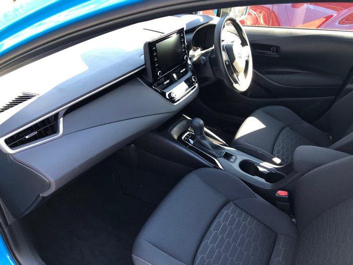 2020 Toyota Corolla Ascent Sport Hybrid ZWE211R Blue
