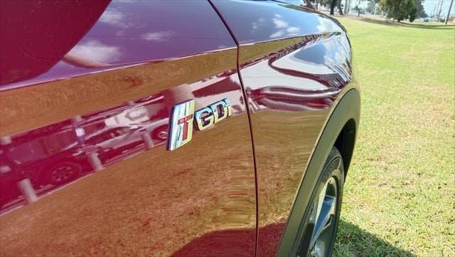 2020 SsangYong Korando Ultimate C300 MY20 Cherry Red