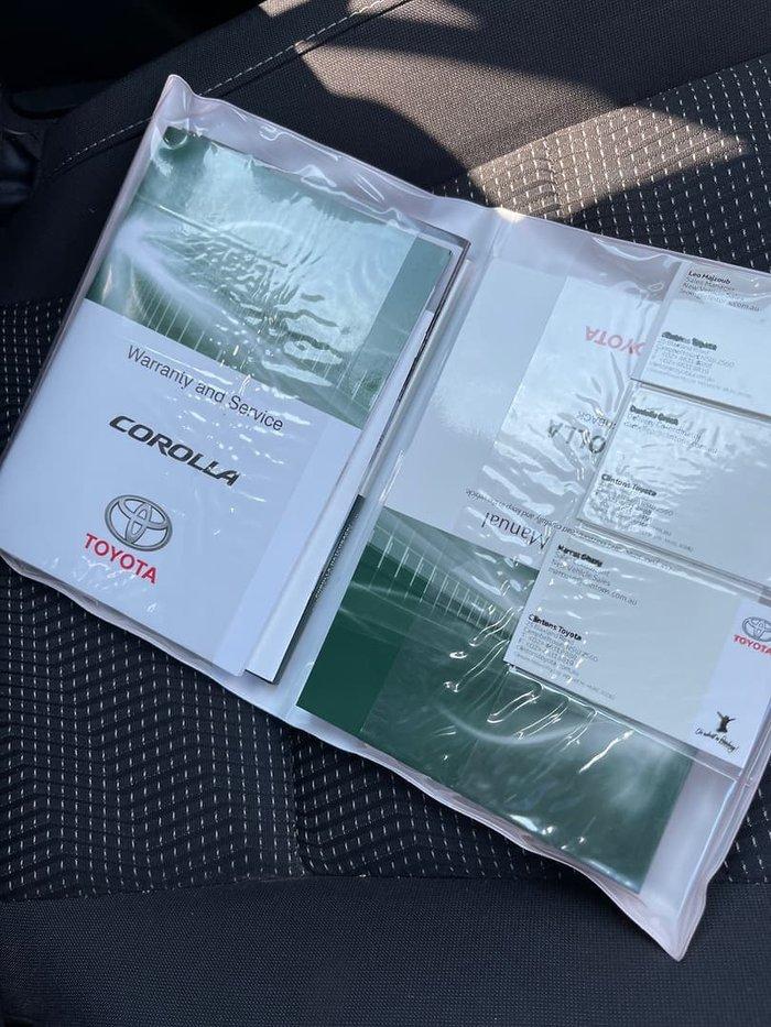 2016 Toyota Corolla Ascent Sport ZRE182R Glacier White