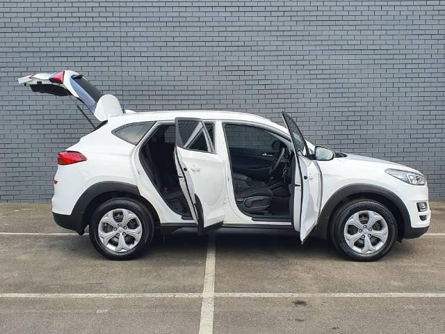 2019 Hyundai Tucson Go TL3 MY19 WHITE
