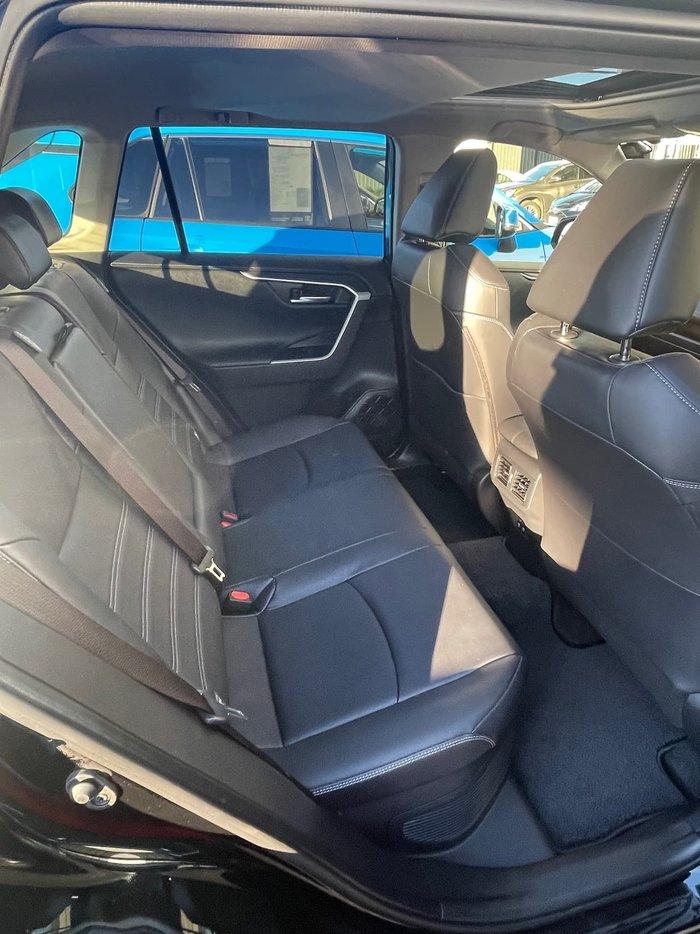 2020 Toyota RAV4 Cruiser AXAH52R Black