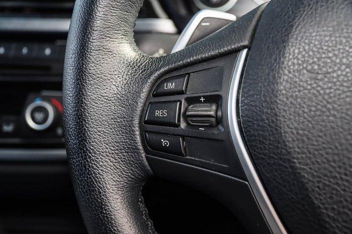 2015 BMW 4 Series 420i Sport Line F36 Blue