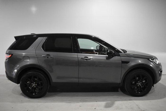 2016 Land Rover Discovery Sport SD4 HSE L550 MY16.5 4X4 Constant Corris Grey