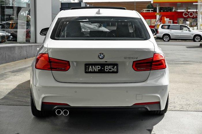 2017 BMW 3 Series 330i M Sport F30 LCI White