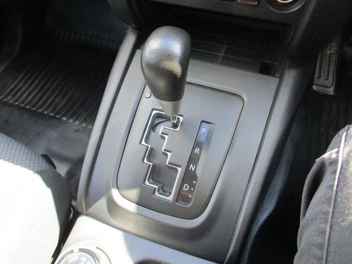 2017 Mitsubishi Triton GLX+ MQ MY17 4X4 Dual Range Sterling Silver