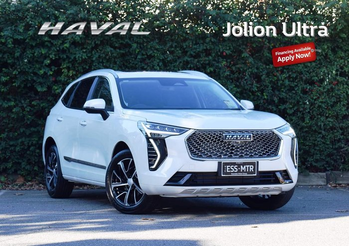 2021 Haval Jolion Ultra A01 White