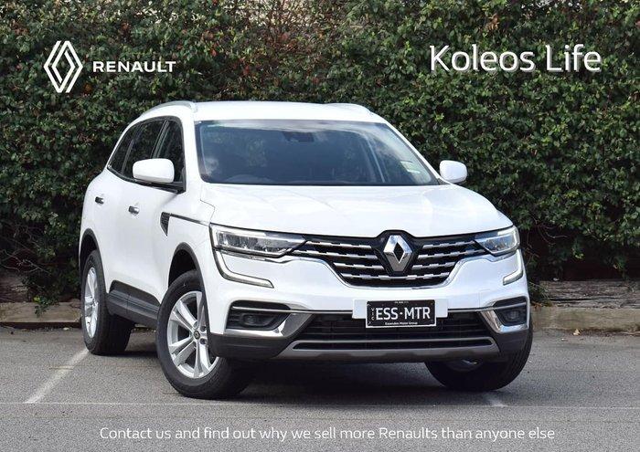 2021 Renault Koleos Life HZG MY21 White