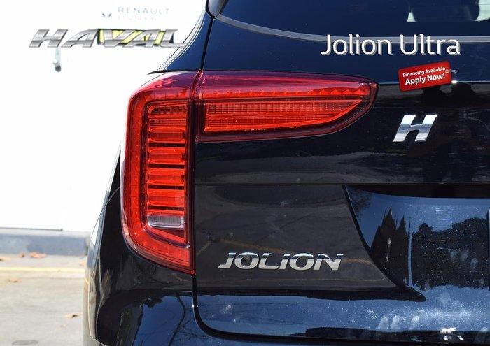 2021 Haval Jolion Ultra A01 Black