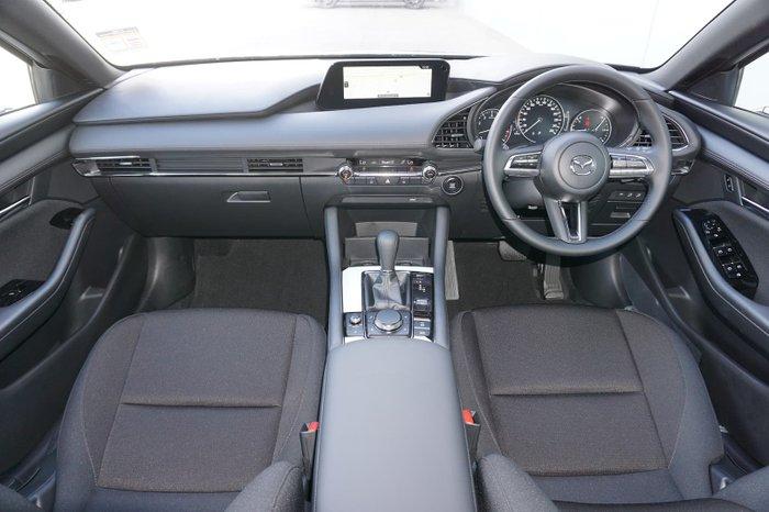 2021 Mazda 3 G25 Evolve BP Series Deep Crystal Blue