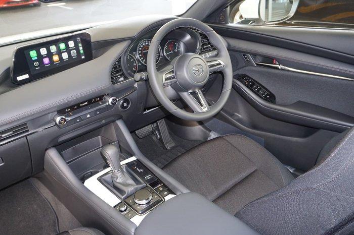 2021 Mazda 3 G20 Evolve BP Series Snowflake White Pearl